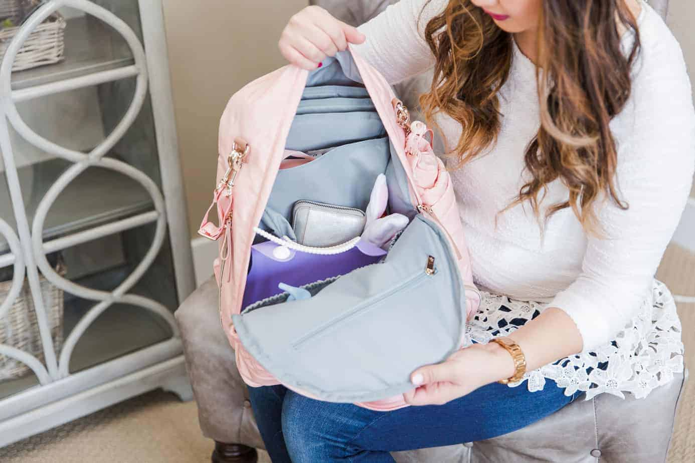 best diaper bag for two 2017 review the babble out. Black Bedroom Furniture Sets. Home Design Ideas