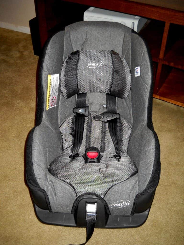 Evenflo Tribute Lx Car Seat Ratings