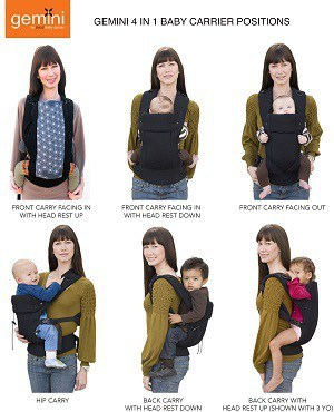 15 Best Baby Carriers In 2019 May Mom Tested