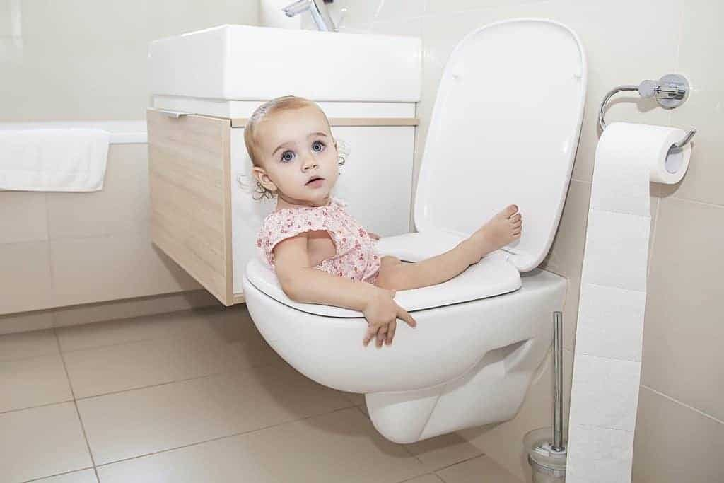 Baby Toilette