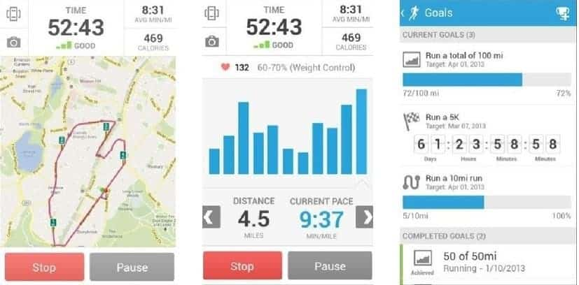 The 5 Absolute Best Running Apps – 2019 Review