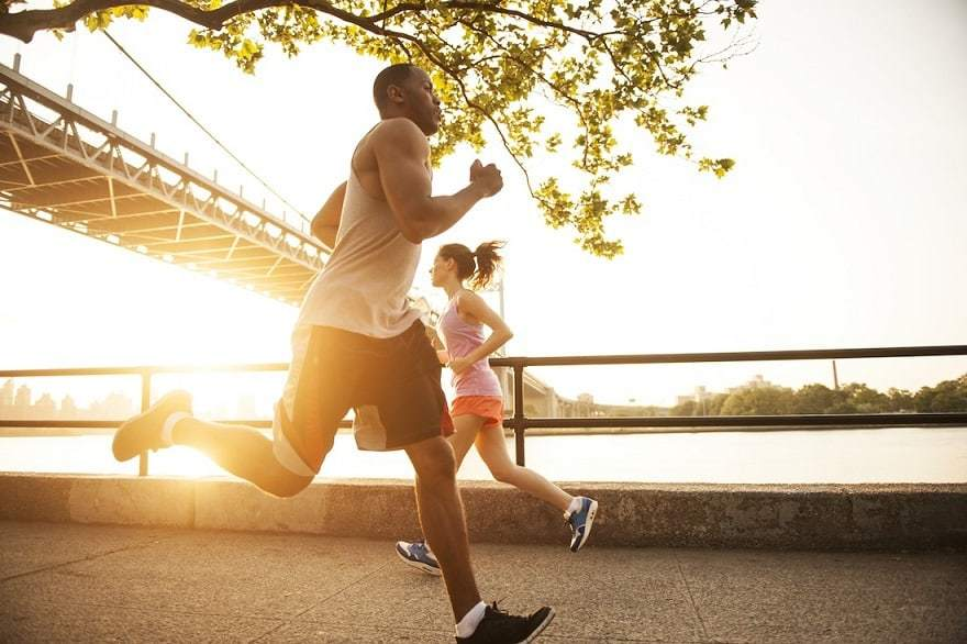 How to Improve your 5km Running Time